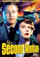 The Second Woman - DVD cover (xs thumbnail)