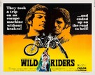 Wild Riders - Movie Poster (xs thumbnail)