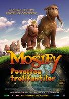 Mosley - Romanian Movie Poster (xs thumbnail)