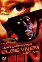 They Live - Brazilian Movie Cover (xs thumbnail)