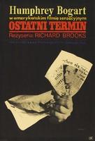 Deadline - U.S.A. - Polish Movie Poster (xs thumbnail)