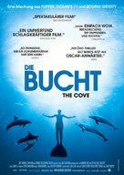 The Cove - German Movie Poster (xs thumbnail)