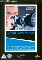 Rear Window - British Movie Cover (xs thumbnail)