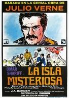 Isla misteriosa y el capitán Nemo, La - Venezuelan Movie Poster (xs thumbnail)