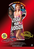 Lissi und der wilde Kaiser - Polish Movie Poster (xs thumbnail)