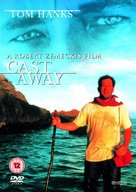 Cast Away - British DVD movie cover (xs thumbnail)
