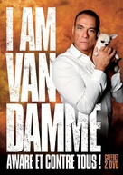 """""""Jean Claude Van Damme: Behind Closed Doors"""" - French Movie Cover (xs thumbnail)"""