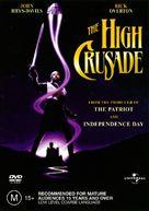The High Crusade - Australian Movie Cover (xs thumbnail)