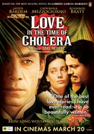 Love in the Time of Cholera - New Zealand Movie Poster (xs thumbnail)
