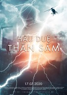 Mortal - Vietnamese Movie Poster (xs thumbnail)