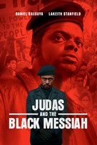 Judas and the Black Messiah - Canadian Movie Cover (xs thumbnail)