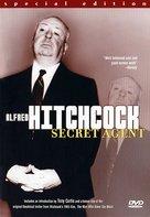 Secret Agent - DVD cover (xs thumbnail)