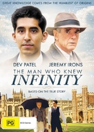 The Man Who Knew Infinity - Australian Movie Cover (xs thumbnail)