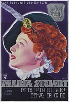Mary of Scotland - German Movie Poster (xs thumbnail)
