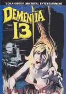 Dementia 13 - Movie Cover (xs thumbnail)
