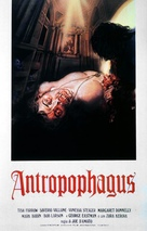 Antropophagus - Italian Movie Poster (xs thumbnail)