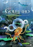 El delfín: La historia de un soñador - Brazilian Movie Poster (xs thumbnail)
