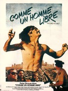 The Jericho Mile - French Movie Poster (xs thumbnail)