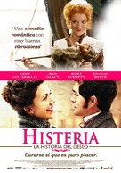 Hysteria - Peruvian Movie Poster (xs thumbnail)