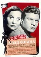Belle que voilà, La - French Movie Poster (xs thumbnail)