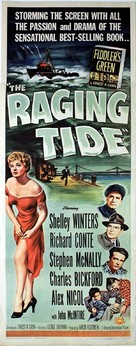 The Raging Tide - Movie Poster (xs thumbnail)