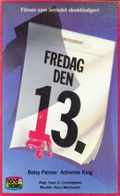 Friday the 13th - Norwegian Key art (xs thumbnail)