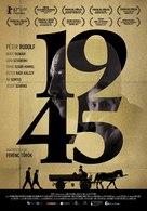 1945 - Spanish Movie Poster (xs thumbnail)