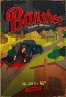 """Banshee"" - Movie Poster (xs thumbnail)"