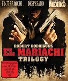 El mariachi - German Blu-Ray cover (xs thumbnail)