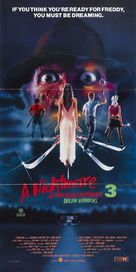 A Nightmare On Elm Street 3: Dream Warriors - Movie Poster (xs thumbnail)