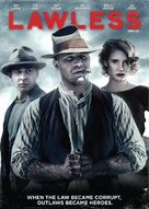 Lawless - Canadian DVD movie cover (xs thumbnail)