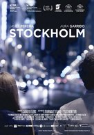 Stockholm - Romanian Movie Poster (xs thumbnail)