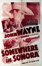 Somewhere in Sonora - Movie Poster (xs thumbnail)