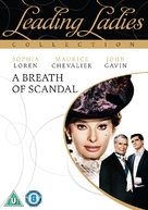A Breath of Scandal - British DVD movie cover (xs thumbnail)