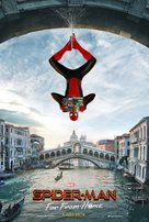 Spider-Man: Far From Home - Belgian Movie Poster (xs thumbnail)