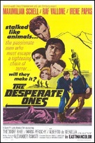 The Desperate Ones - Movie Poster (xs thumbnail)