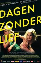 Dagen zonder lief - Belgian Movie Poster (xs thumbnail)