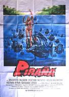 Piranha - Italian Movie Poster (xs thumbnail)