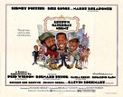 Uptown Saturday Night - Theatrical movie poster (xs thumbnail)