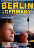 Berlin Is In Germany - Spanish Movie Poster (xs thumbnail)