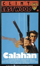 Dirty Harry - German VHS movie cover (xs thumbnail)