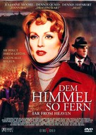 Far From Heaven - German DVD cover (xs thumbnail)