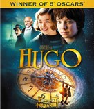 Hugo - Japanese Blu-Ray cover (xs thumbnail)
