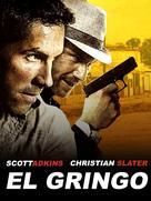 El Gringo - British Movie Cover (xs thumbnail)