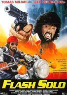 Giustiziere sfida la città, Il - German Movie Poster (xs thumbnail)