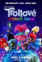Trolls World Tour - Czech Movie Poster (xs thumbnail)