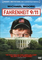 Fahrenheit 9/11 - Movie Cover (xs thumbnail)