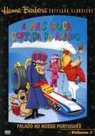 """Wacky Races"" - Portuguese Movie Cover (xs thumbnail)"
