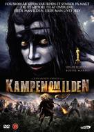La guerre du feu - Danish DVD movie cover (xs thumbnail)
