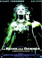 Queen Of The Damned - French Movie Poster (xs thumbnail)
